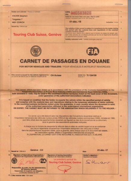 CPD Umschlag